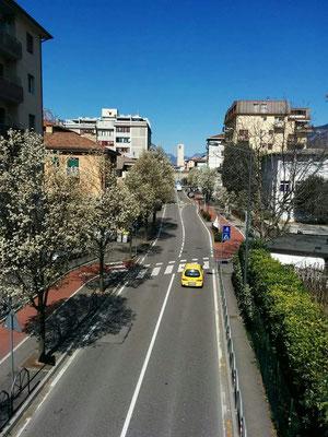 Via San Pio X | B&B Residenza Iris a Trento
