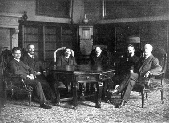 Rat der Volksbeauftragten 1919