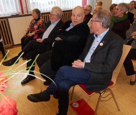 Thomas Riedel und Wilhelm Schmidt