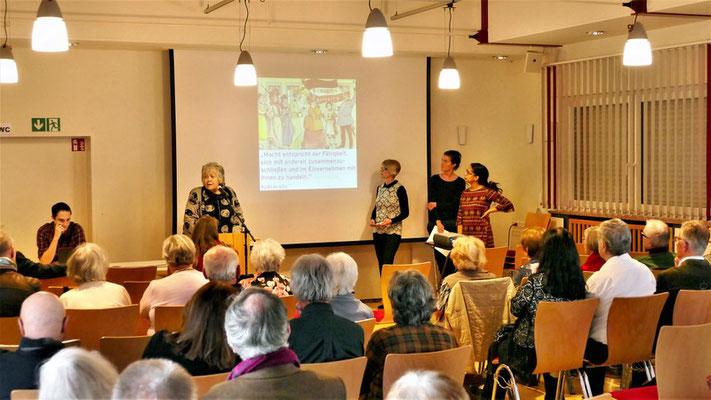 SPD-Frauen zum Frauenwahlrecht