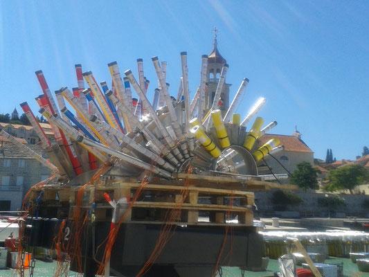 Bavarian Fireworx Performance Feuerwerkskörper