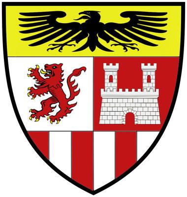 Wappen der Curti (Gravedona)