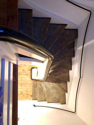 Treppe Dielen schleifen Zehlendorf Berlin