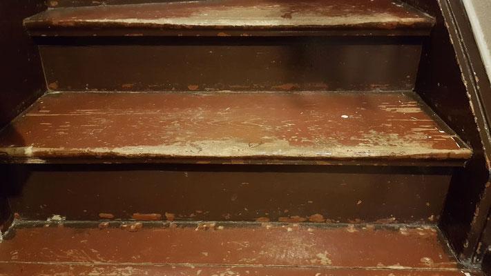 Treppe schleifen Schönwalde Glien bei Berlin