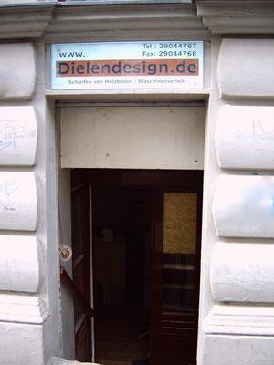 Dielendesign Mittelwalderstrasse Kreuzberg Berlin