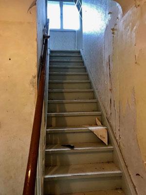Treppe Dielen schleifen Stahnsdorf bei Berlin
