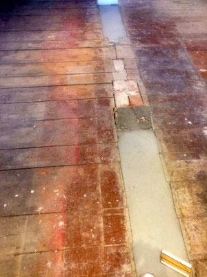 Dielen Ochsenblut schleifen Königsstrasse Wannsee Berlin