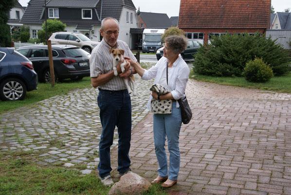 Leevka ist ausgezogen und wohnt jetzt in Goslar.