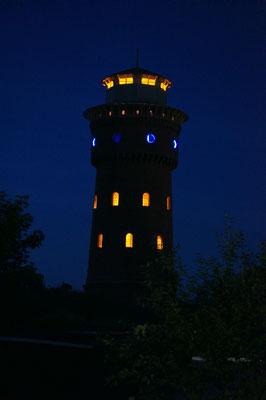 Borkumer Wasserturm