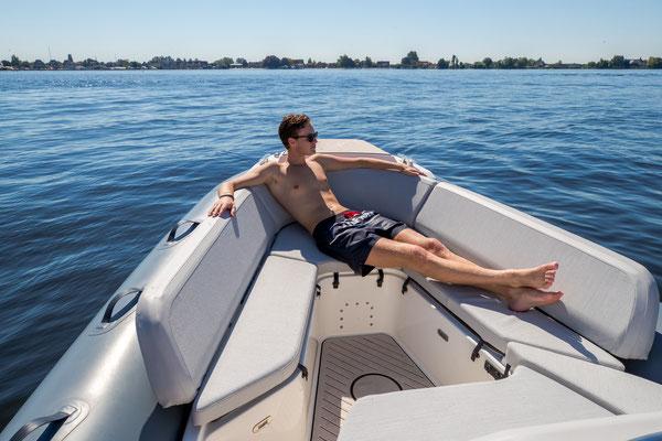 Zodiac Medline 9 RIB te koop for sale Rubberboot Holland Aalsmeer