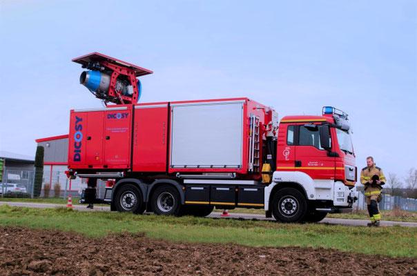 Die Turbo Hydro Jet-Box (THJ®-Box) der DICOSY GmbH. Foto: DICOSY