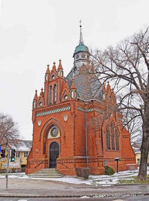 Evangelische Kirche in Mistelbach