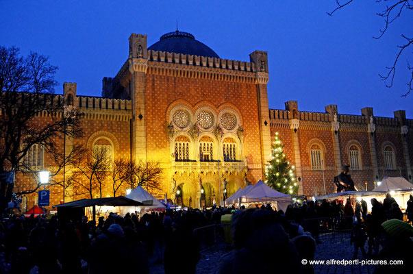 Impressionen von Wiener Adventmärkten - Arsenal