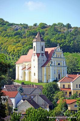 Kirche in Falkenstein