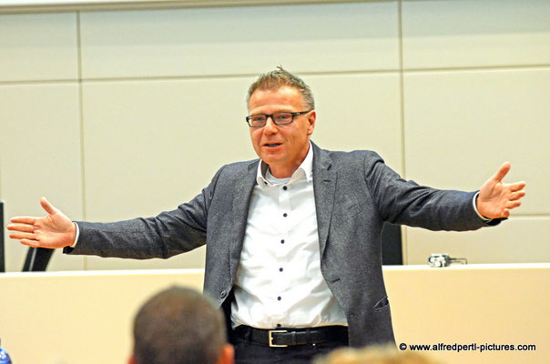 Zukunftsforum Korneuburg - Präsentation des Masterplans 2036 im Korneuburger Justizzentrum