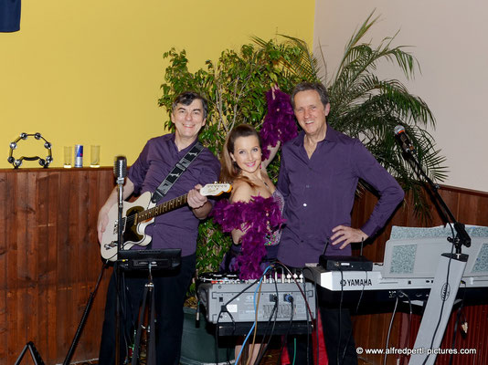 Fotoserie der Band max & music
