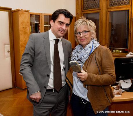 """Eröffnung der Ausstellung """" 120 Jahre Rathaus Korneuburg"""""""
