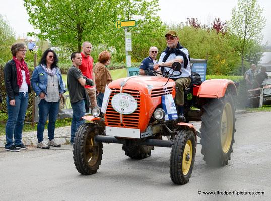 3. Oldtimertreffen in Enzersfeld