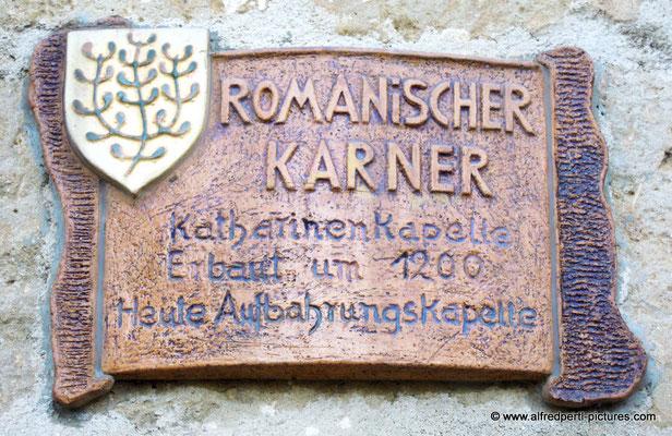 MIstelbacher Karner