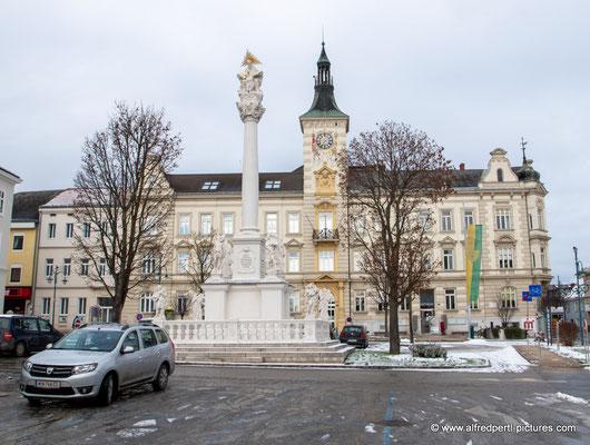 Rathaus Mistelbach