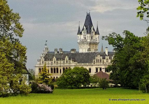 Schloss Grafenegg - Schlosspark