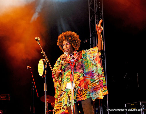 Afrikatage in Wien mit Jenny Bell Earthbeat