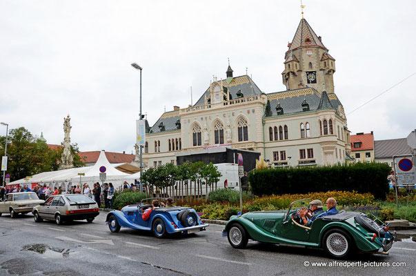 Oldtimertreffen in Korneuburg 2015
