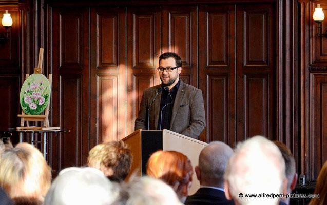 Florian Koller - Vernissage 11. Korneuburger Kunstkilometer im Korneuburger Rathaus