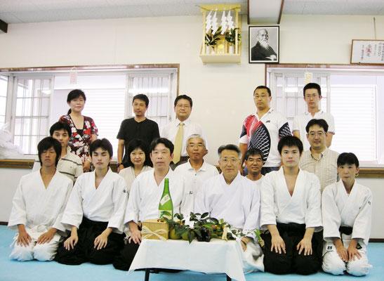 神棚祭りに参加された方集合です。