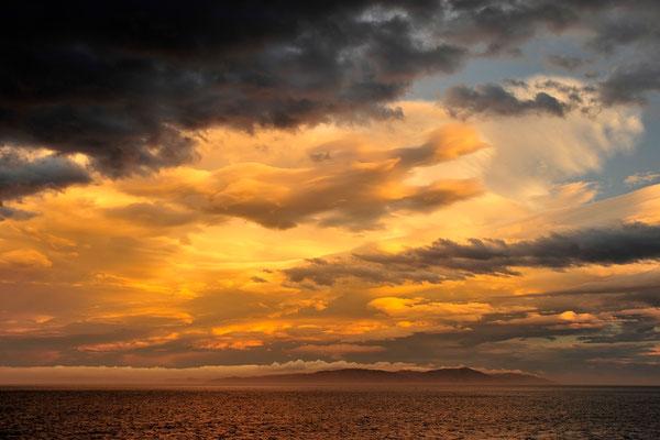 Cape Palliser im Morgenlicht / Neuseeland (Bildnummer 8158)