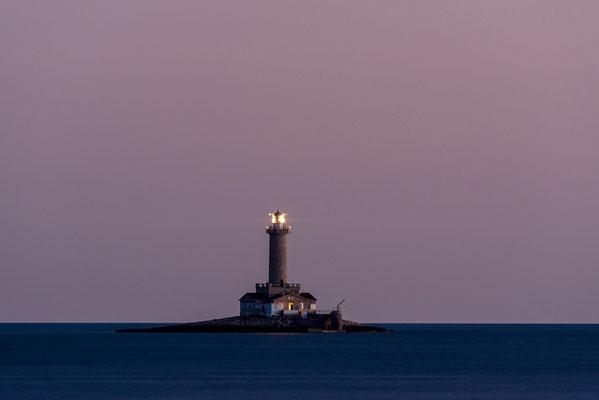 Leuchtturm von Premantura an Istriens Küste / Kroatien (Bildnummer 90904_7424)