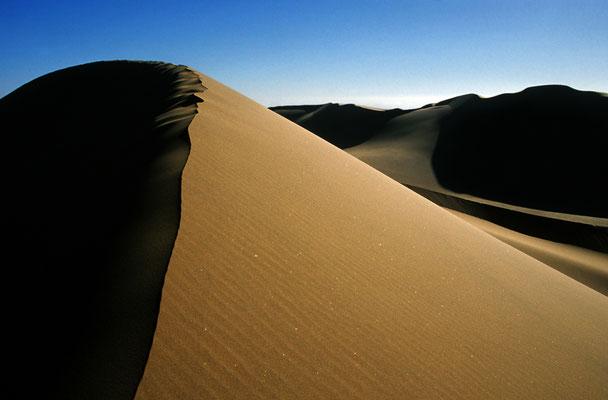 Düne Nr. 7 / Namibia (Diafilm Bildnummer 22233)