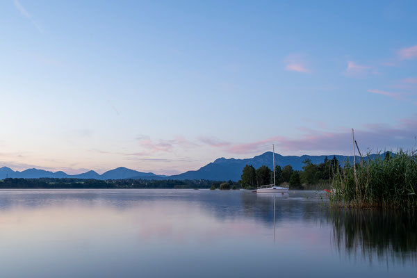 Morgens am Staffelsee