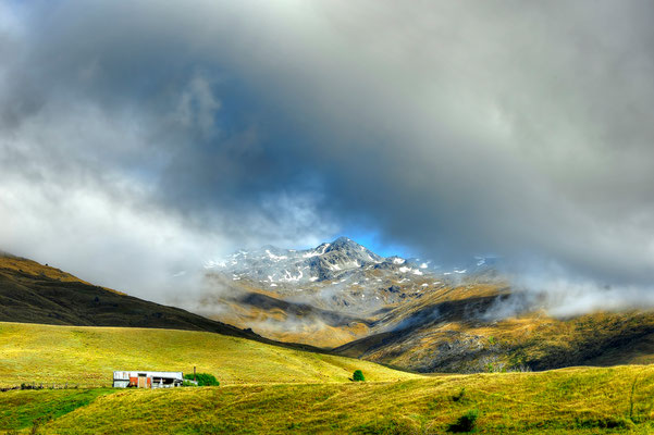 Goldgräberhütte in Neuseeland (Bildnummer 2734_5)