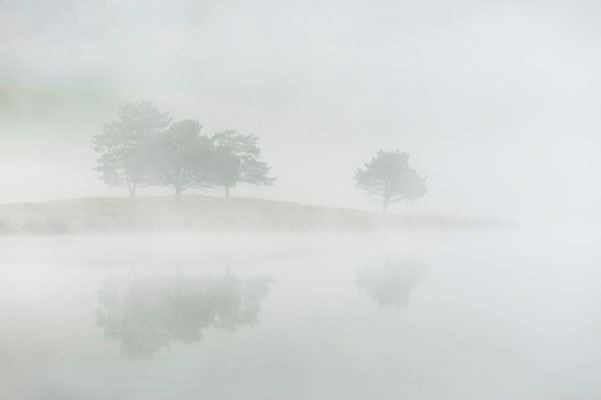 Herbst am Schmalensee / Deutschland (Bildnummer 7000697)