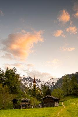 Alte Mühlen in Tirol