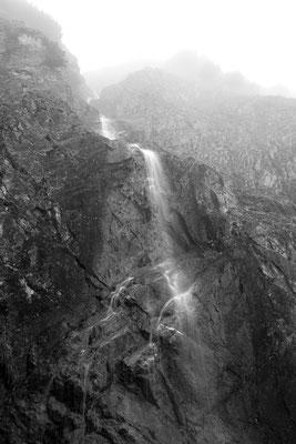 Kleiner Wasserfall am Gramaihochleger II