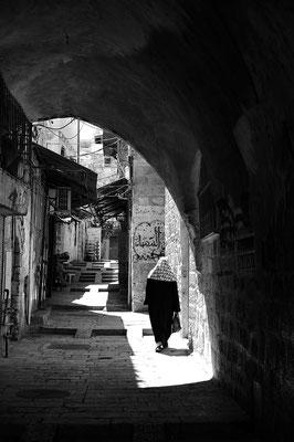 Altstadt von Jerusalem / Israel (Bildnummer 100318_2995)
