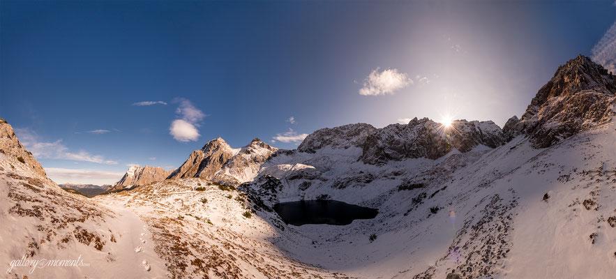 Winterstimmung am Drachensee / Tirol (Bildnummer 114182)