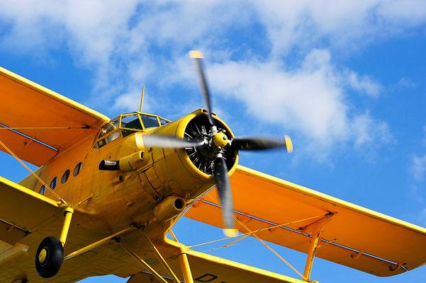 Antonow auf dem Weg in die Ferne / Erzgebirge (Bildnummer 120623_0847)