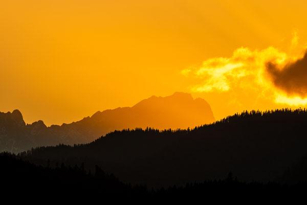 Goldene Zugspitze