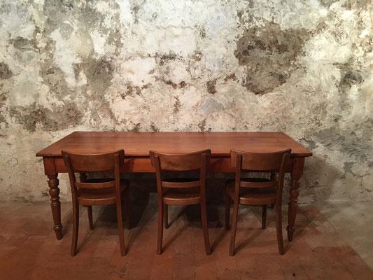 grosse tische 200cm antik marangoni. Black Bedroom Furniture Sets. Home Design Ideas