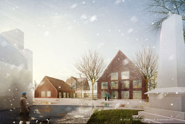 Hotel Block, Zarrentin - Czerner Göttsch Architekten