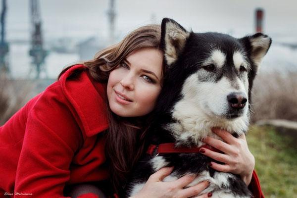 Фотограф: Мелентьева Элина; Модель: Мария Тарасенко