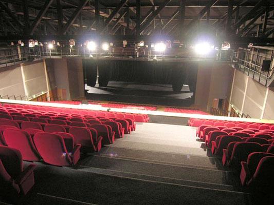 Salle de spectacle Bocapole