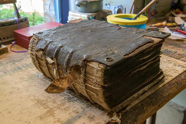 Bibel vorher