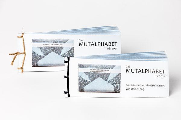 Katalogbüchlein einfache Heftung ohne Umschlag à 18 Euro