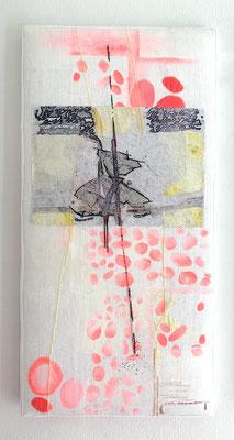 Textilarbeit Gabi Mett