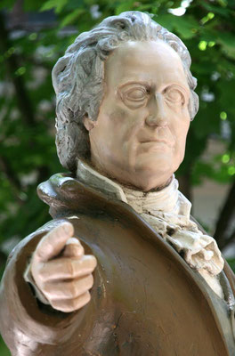 Uncle Goethe Wants You