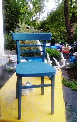 Sommerwerkstatt im Garten